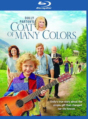 Dolly Parton's Coat of Many Colors [New Blu-ray] Manufactured On Demand