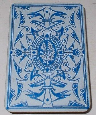 ANTIQUE PLAYING CARDS -  Goodall And Son Bezique / Piquet  Deck  c.1880