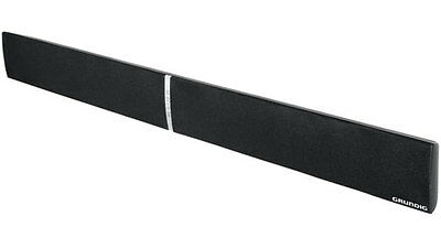 Grundig GSB 810 Soundbar Bluetooth 3D Sound Lautsprecher 2x 20 Watt AUX
