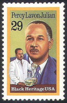 USA 1993 Percy Julian/Medicine/Science/Medical/Health/Welfare/People 1v (n41822)