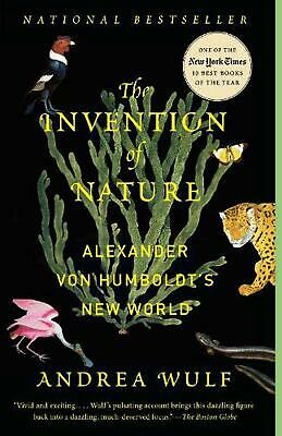 The Invention of Nature by Andrea Wulf Paperback Book (English)