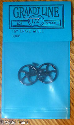 "Grandt Line #3908 (16"" Brake Wheels to Scale) (1:24th Scale)"