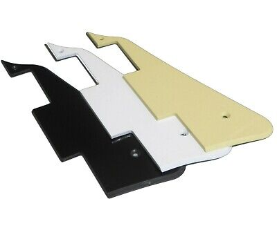 Les Paul guitar pickguard / scratchplate in chream(ivory), black or white