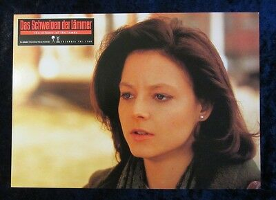 The Silence Of the Lambs Lobby Card/Still # 1 - Jodie Foster