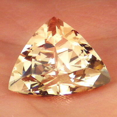 Pink-Gold Schiller Oregon Sunstone 4.30Ct Flawless-For Jewelry-German Cut