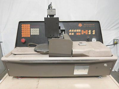 R128263 Micro Automation Dicing Saw Model 1006 On Table