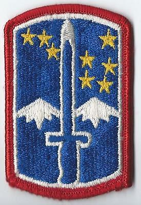 US ARMY 172nd INFANTRY BRIGADE PATCH