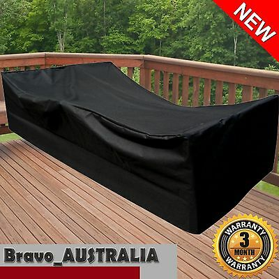 8 Seater Furniture Set Cover Waterproof Patio Garden For Rectangular Table 3.3m