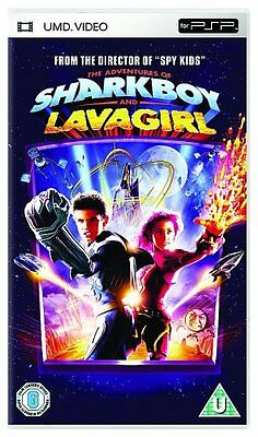 The Adventures Of Sharkboy And Lavagirl [UMD Mini for PSP] - DVD  KCLN