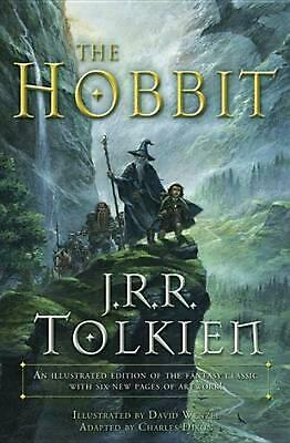 The Hobbit (Graphic Novel): An Illustrated Edition of the Fantasy Classic by J.R