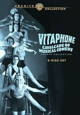Vitaphone Cavalcade of Musical Comedy Shorts [New DVD] Manufactured On Demand,