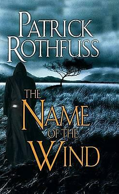 The Name of the Wind: The Kingkiller Chronicle: Day One by Patrick Rothfuss (Eng