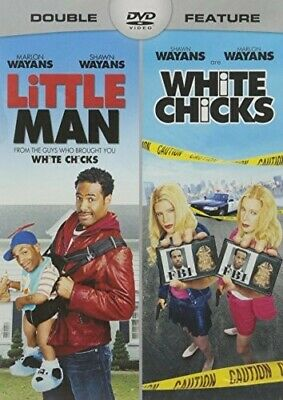 Little Man / White Chicks [New DVD] Ac-3/Dolby Digital, Subtitled, Widescreen
