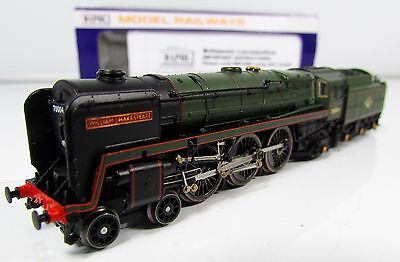 N Gauge Dapol ND-095E 70004 William Shakespeare BR Green DCC Ready Loco