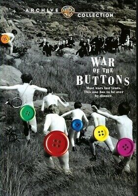War of the Buttons [New DVD] Manufactured On Demand, Mono Sound, Widescreen