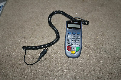 VeriFone 1000SE PINpad P003-170-02-002 XSZ WITH CABLE 10441-01