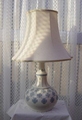Large Lladro Lamp, Very Rare Early Piece, Excellent Condition.