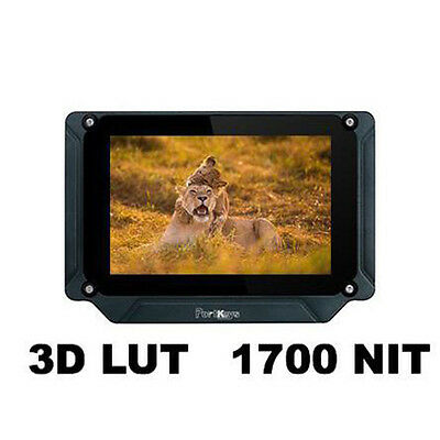 "PortKeys BM7 7"" 1700nit Super Bright 3G-SDI Full HD 3D LUT 1920x1200 Monitor UK"