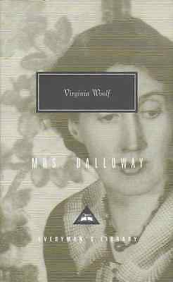 Mrs. Dalloway (Everyman's Library Classics) - Hardcover NEW Woolf, Virginia 1993