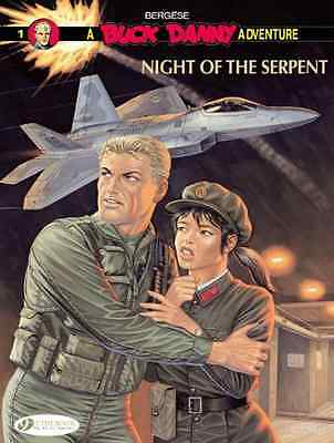 Buck Danny Vol. 1: Night of the Serpent - Paperback NEW Bergese, Franci 2009-04-