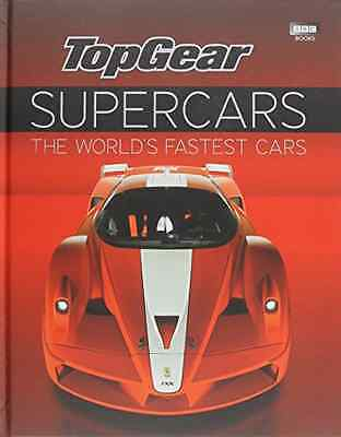 Top Gear Supercars: The World's Fastest Cars - Hardcover NEW  2010-06-03