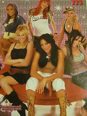 Pussycat Dolls, Full Page Pinup