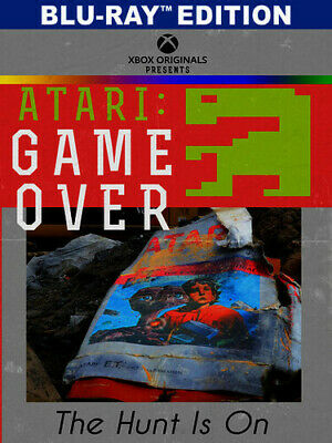 Atari: Game Over [New Blu-ray] Manufactured On Demand, Ac-3/Dolby Digital