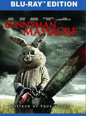 The Bunnyman Massacre [New Blu-ray] Manufactured On Demand, Ac-3/Dolby Digital