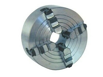 """8"""" 4 Jaw Independent Flat Back Lathe Chuck 4-Jaw"""