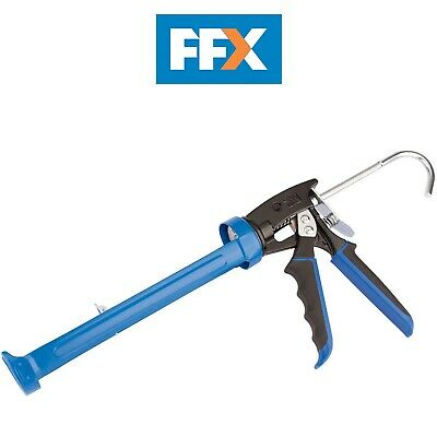 Draper 15630 380ml Soft Grip Caulking Gun