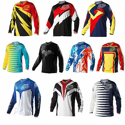 Troy Lee Designs TLD GP Reg Jerseys Adult MX Off Road ATV Shirt