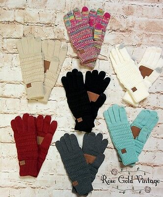 NWT Boutique CC Touchscreen Winter Gloves - One size