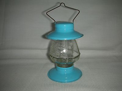 Vintage AVOR Glass Candy Container ~ Lantern