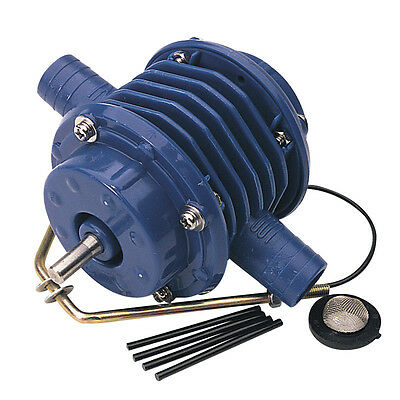 Draper Drill Powered Rotary Water Transfer 16mm Inlet Outlet Garden Pumps 33081