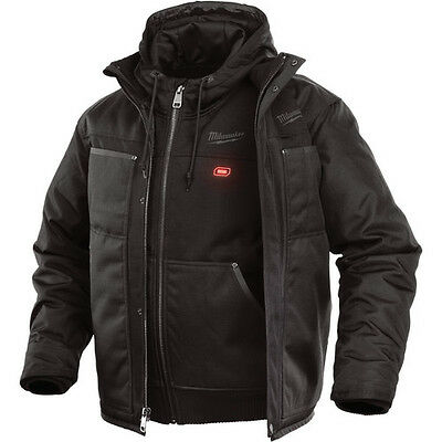 Milwaukee M12 12V Lithium-Ion 3-in-1 Heated Jacket 251B-20L new