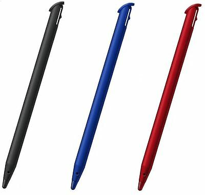 Hellfire Trading 3x Colour Touch Stylus Pen for - ̗̀new ̖́- Nintendo 3DS XL