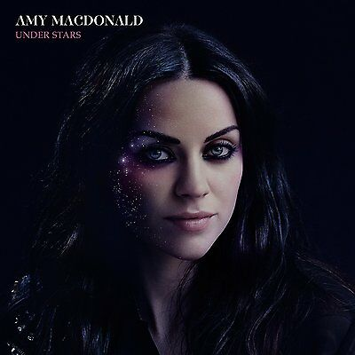 AMY MACDONALD UNDER STARS CD (Released February 17th 2017)
