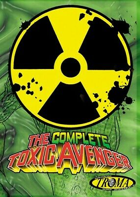 The Complete Toxic Avenger [New DVD] Boxed Set, Colorized, Full Frame, Dolby