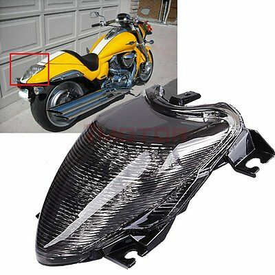 AU 1X Smoke LED Brake Tail Light+Turn Signal Fit 06-09 Suzuki Boulevard M109R 7M