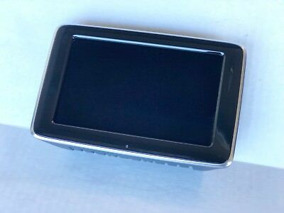 2013~2016 GENUINE Mercedes W463 G350 G550 G63 G65 LCD Navigation Screen Monitor