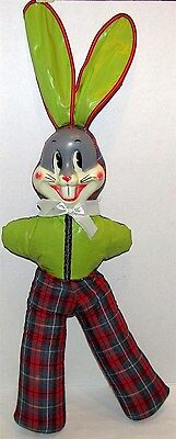 1950's Bug Bunny Carnival Doll, 29 inches