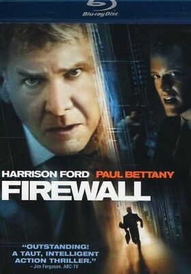 Firewall [New Blu-ray] Ac-3/Dolby Digital, Dolby, Dubbed, Subtitled, Widescree