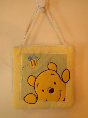 Disney's Winnie the Pooh Nursery Soft Hanging Picture