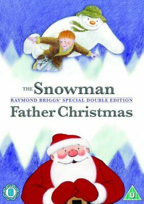 The Snowman/Father Christmas [DVD] [2005] - DVD  V6VG The Cheap Fast Free Post