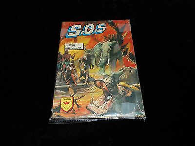 S O S 24 Editions Aredit janvier 1975