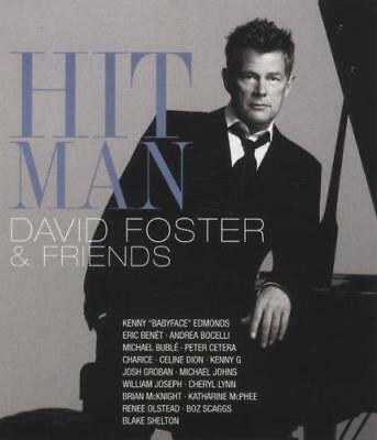 Hit Man - David Foster And Friends (NEW BLU-RAY)