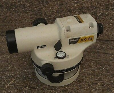 Nikon AX-2s Automatic Level 20x Magnification