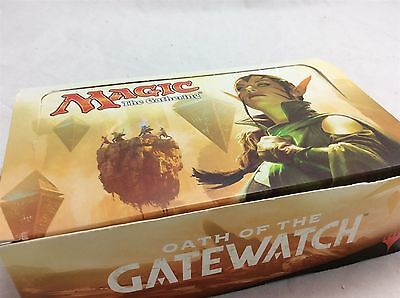 Lot 3 Magic the Gathering Bundle 500 + Cards in Oath of Gatewatch Booster Box