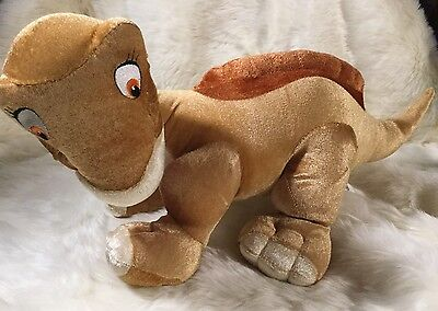 "The Land Before Time LITTLEFOOT Stuffed Animal Brontosaurus Dinosaur - 20"" Plush"