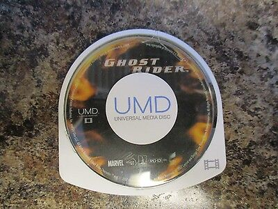 Ghost Rider  Psp Movie     Fast/free Shipping